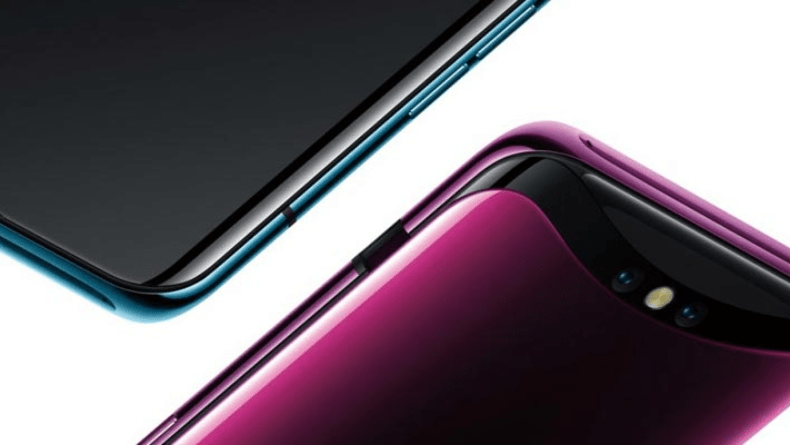 OPPO Find X, the phone with 10GB RAM