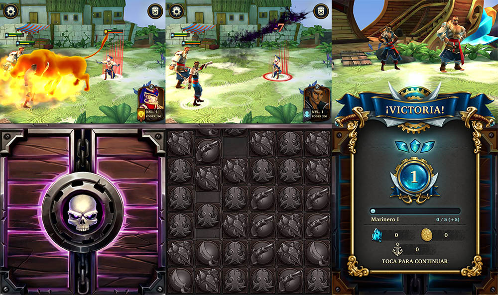 The puzzle RPG that did not succeed on the Amazon Fire Phone: Saber's Edge