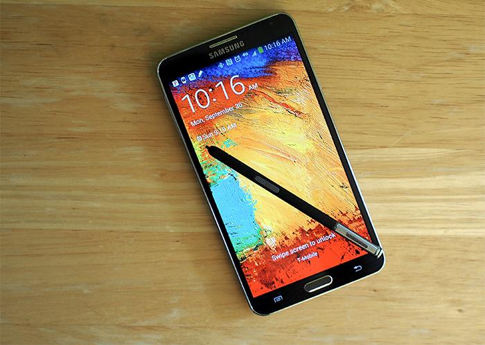 Samsung Galaxy Note 5 podría venir con pantalla Ultra HD