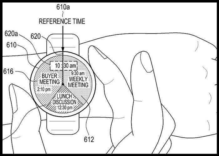 Samsung prepara un smartwatch circular con cámara