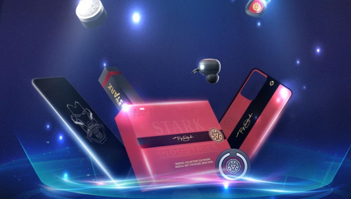 Serie Samsung Galaxy S20 Iron Man Edition