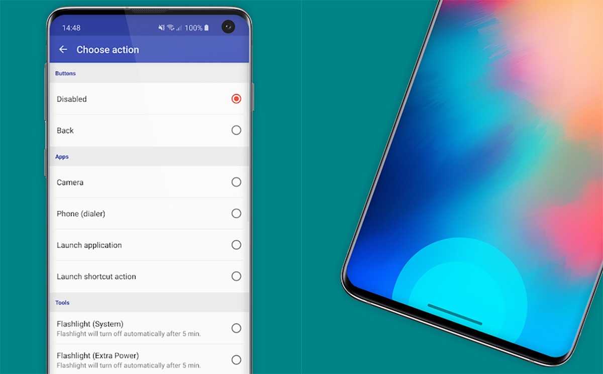 How to customize Android 10 gestures
