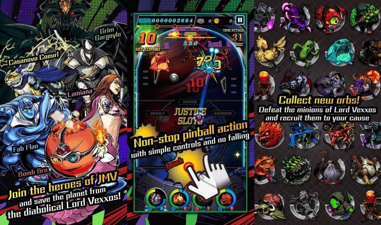 pinball final fantasy games of the week 2