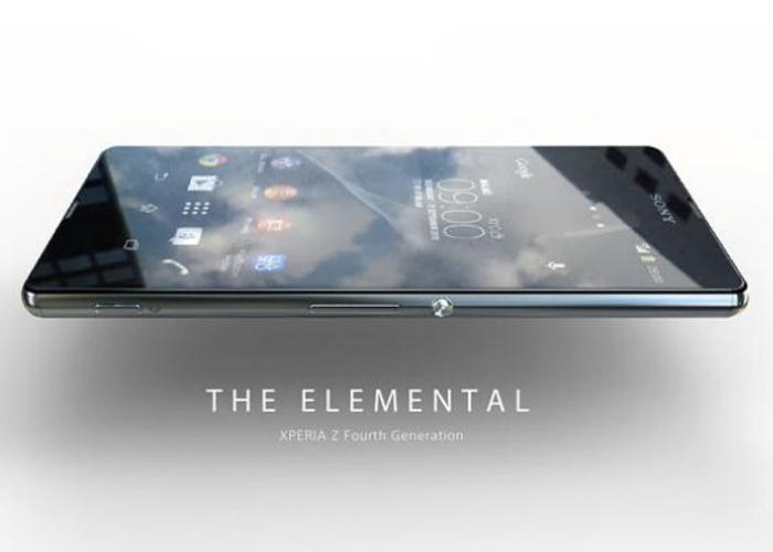 Sony Xperia Z4 podría estar construido en metal