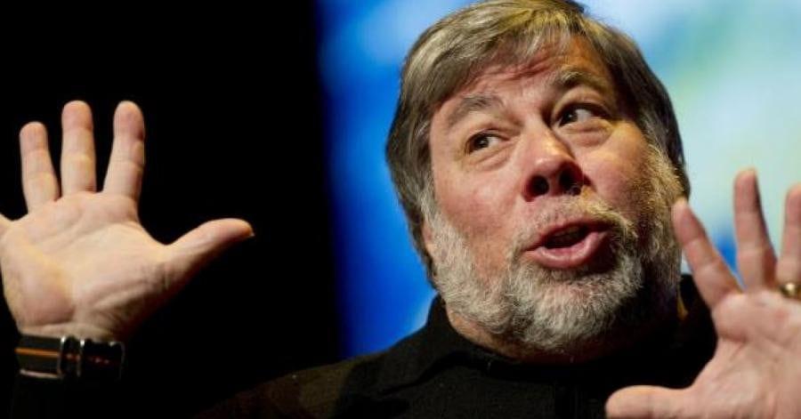 Steve Wozniak may have taken the coronavirus to the US