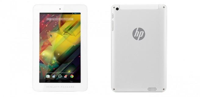 HP 7 Plus cheap tablet