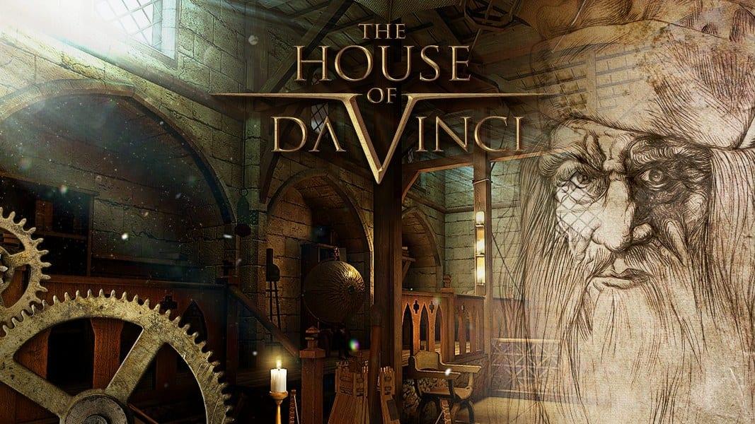 the house da vinci 2