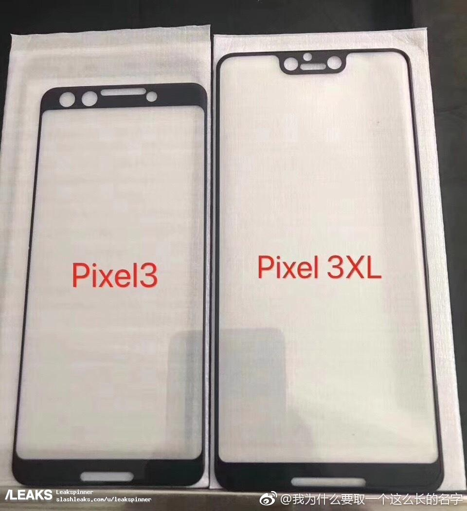 The Pixel 3 and Pixel 3XL show your design in these accessories