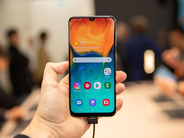 The Samsung Galaxy A30 and Galaxy A50 make their debut at MWC 2019 [fotos]