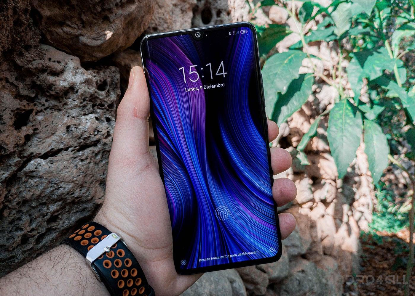Xiaomi Mi Note 10 bloqueo