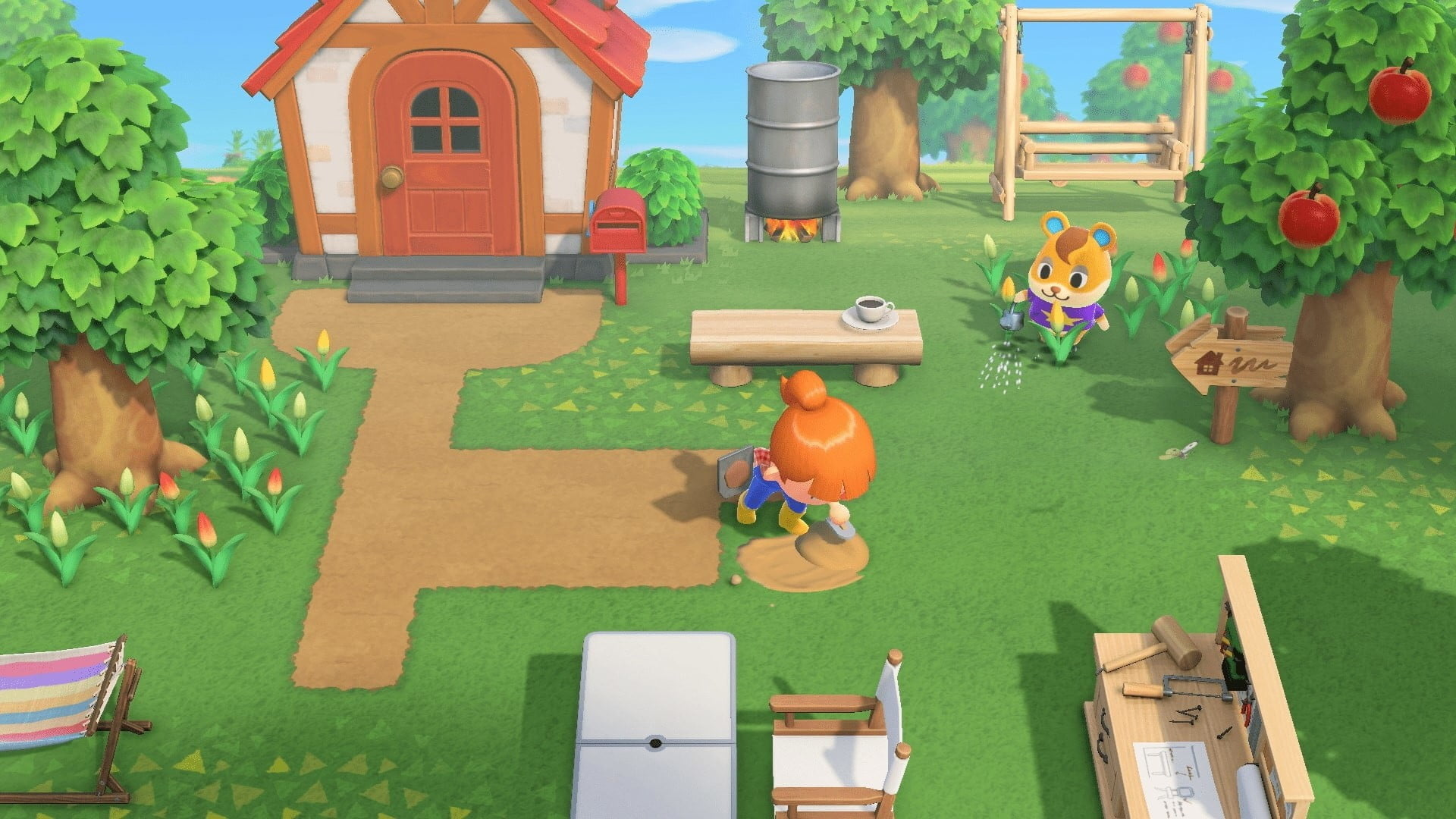 Animal Crossing is one of the best multiplayer games on Nintendo Switch