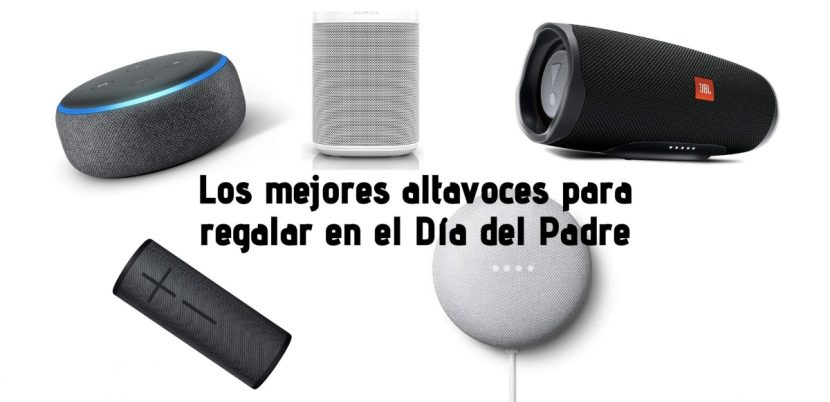 The best speakers to give away on Father's Day