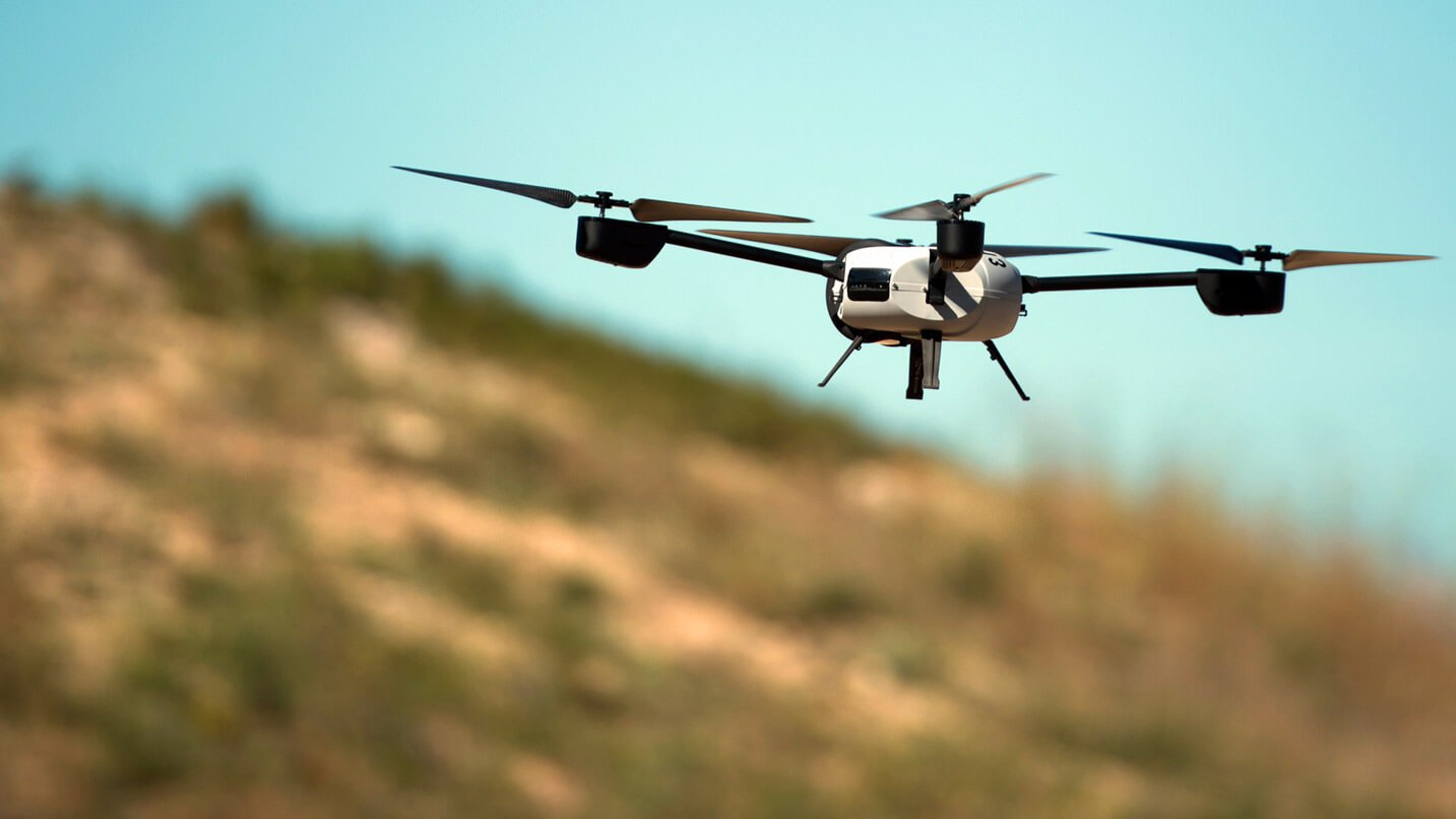 The future of drones: beyond security and messaging