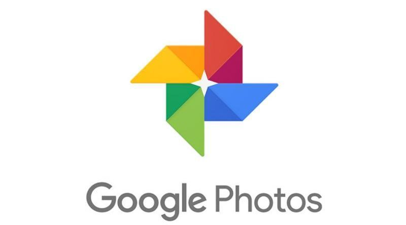 The new Google Photos button allows you to edit images with other applications.