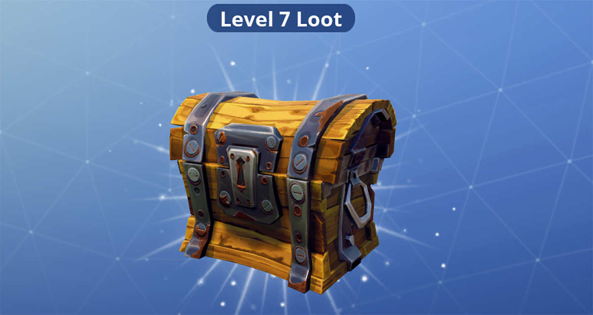 Loot boxes in Fortnite