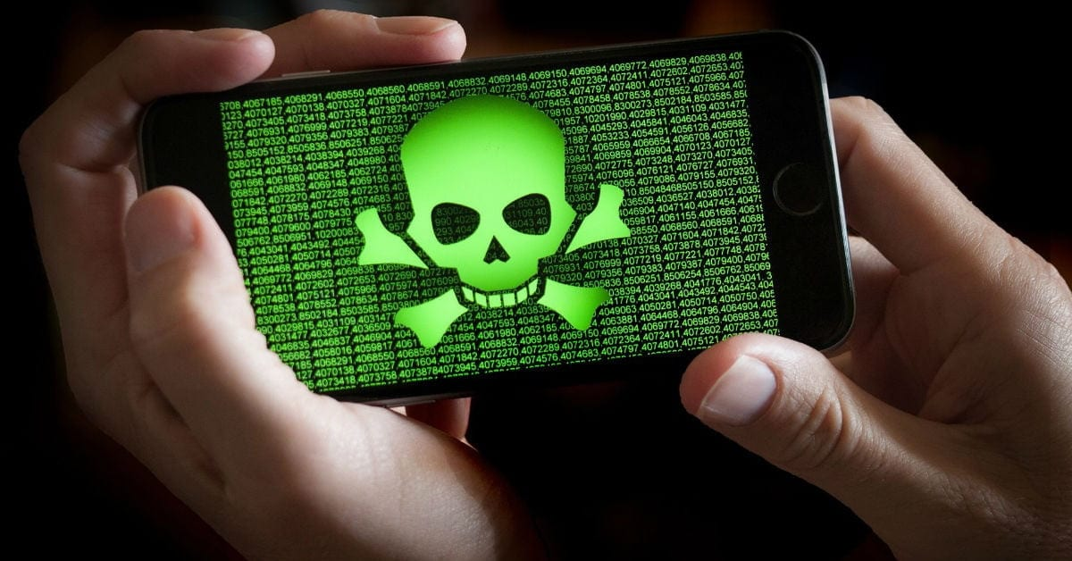 The techniques of malware to attack cell phones in 2020