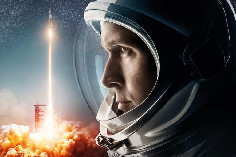 First Man, one of the best movies in space