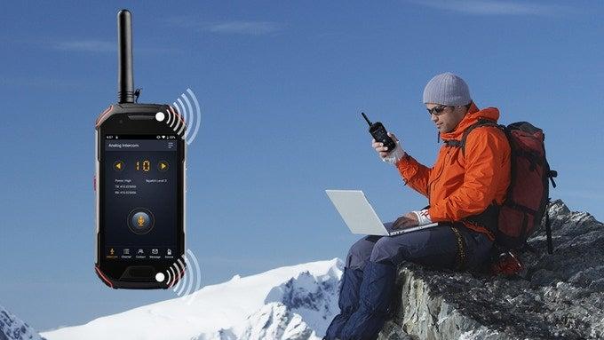 Unihertz Atom XL: el móvil económico, ultrarresistente y con walkie-talkie