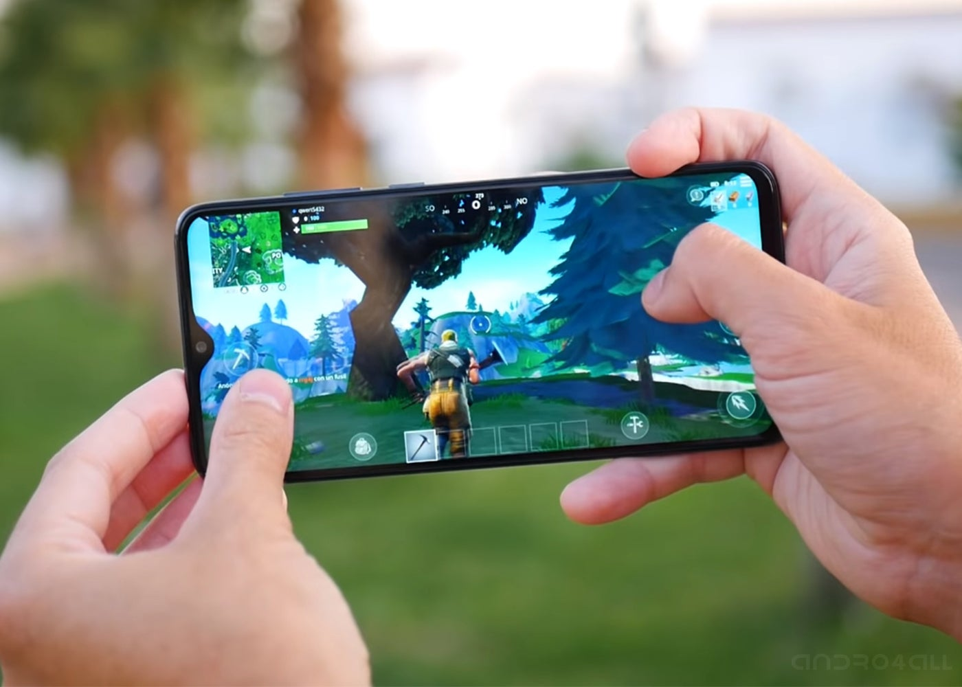 Games on the Redmi NOte 8 Pro