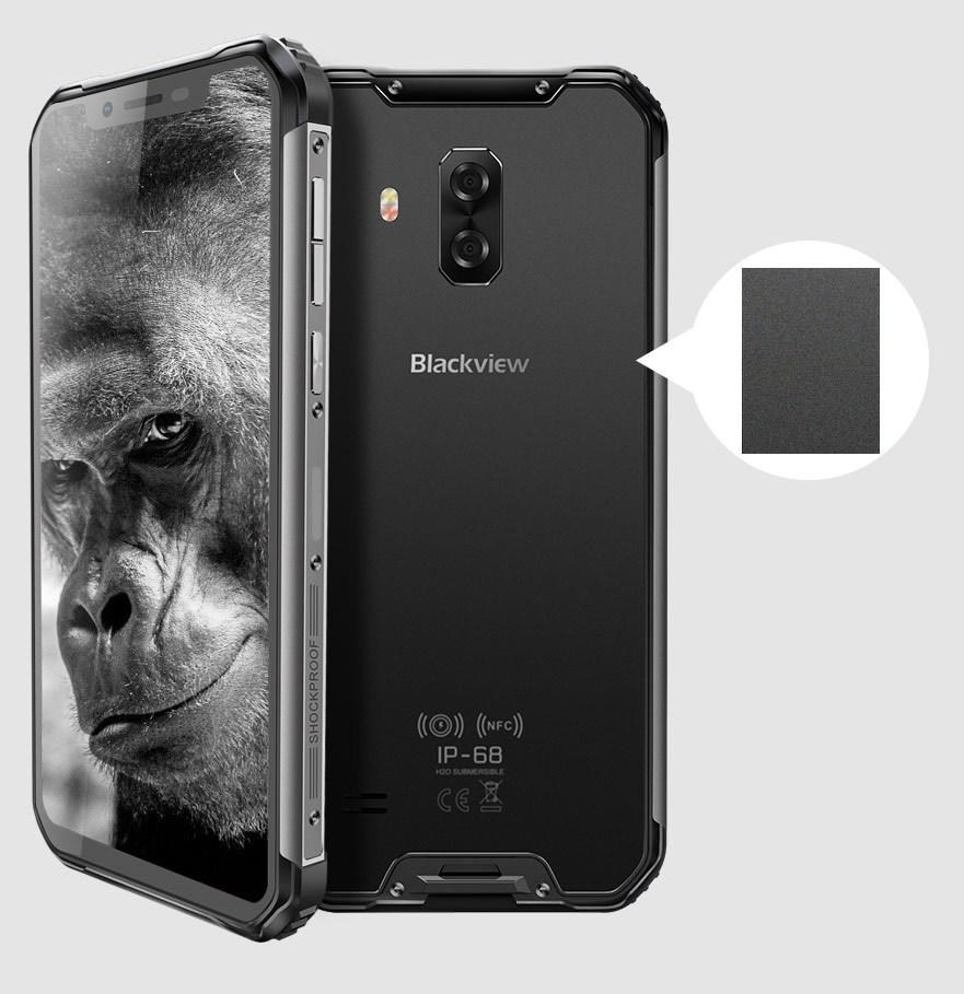 Blackview BV9600E, the evolution of an off-road phone