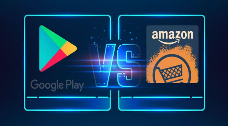 In the new Amazon app you can buy apps and games cheaper than in Google Play