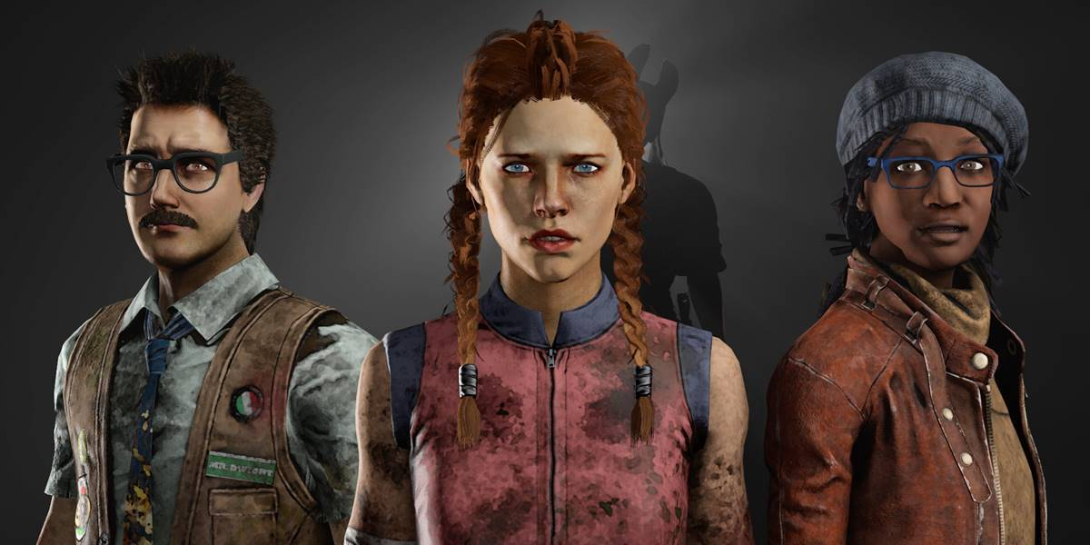 The 5 best survivors of Dead by Daylight