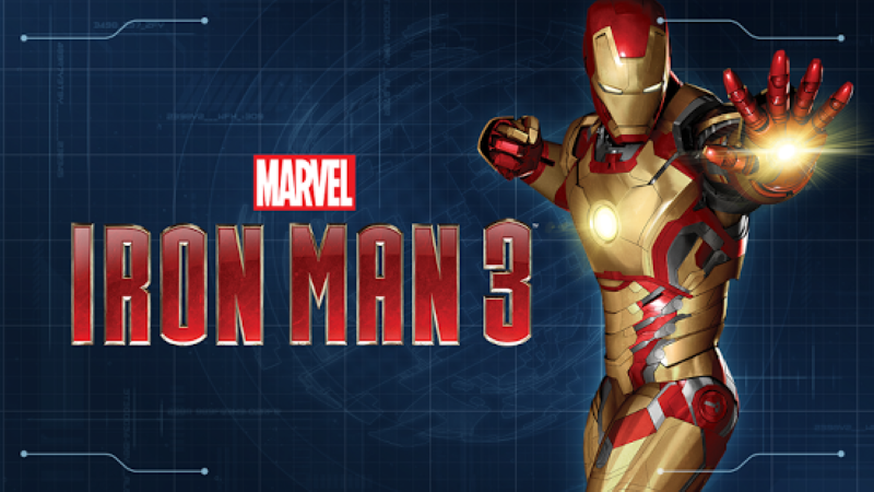 Iron man hd theme download for android
